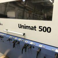 Weinig Unimat 500 – SOLD