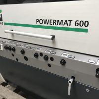 Weinig Powermat 600 – Nutenbett