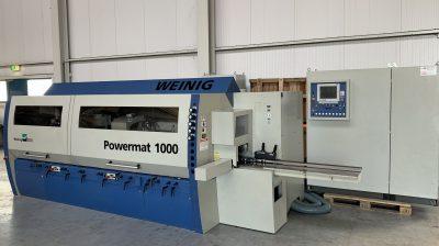 Weinig Powermat 1000 = SOLD