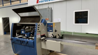 Used Weinig Unimat / Powermat moulders