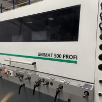 Weinig Unimat 500 Profi – SOLD