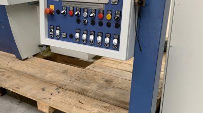 Weinig Powermat 500 – groove guide mobile spindle