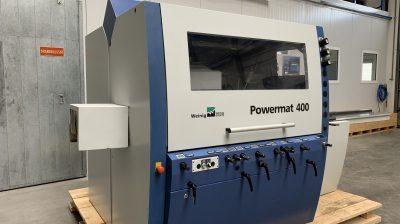 Weinig Powermat 400 - Powerlock