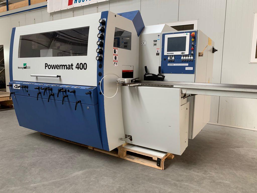 Weinig Powermat 400 – 6