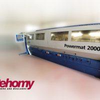 Weinig Powermat 2000 60 m/min