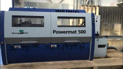 Weinig Powermat 500 = SOLD