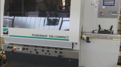 Weinig Powermat 700 – 260 mm
