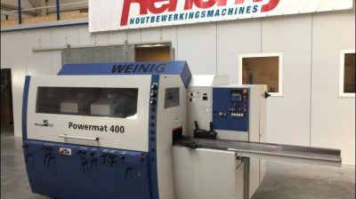 Weinig Powermat 400