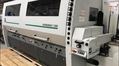 Weinig Powermat 1200 – SOLD