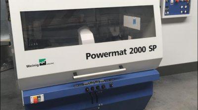 Weinig Powermat 2000 SP Spaltzaag