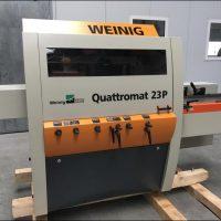 Weinig Quattromat 23P – SOLD