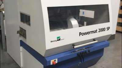 Weinig Powermat 2000 SP Cleaving saw