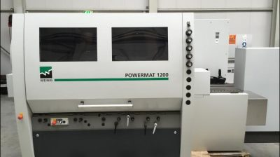 Weinig Powermat 1200